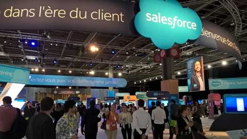 Salesforce World Tour Paris 2016