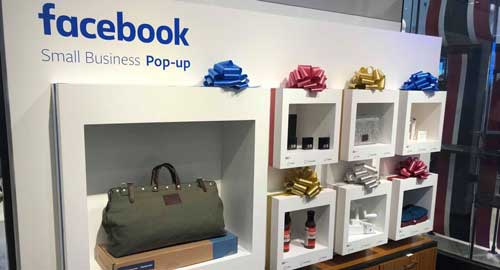 Facebook boutique